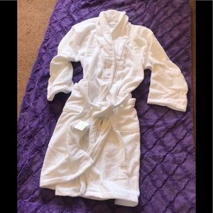 Terry Bath Robe New